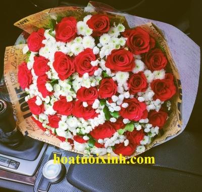 Hoa bó đẹp - HT365