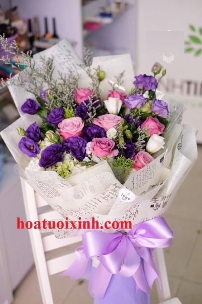 Hoa bó đẹp - HT360