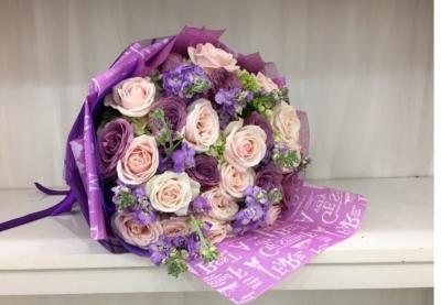 Hoa bó tình yêu nồng nàn - HT26