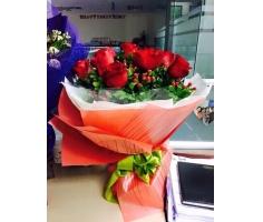 Hoa bó tình yêu - HT118