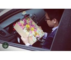 Hoa hộp đặc biệt - HT112