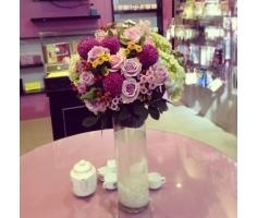 Hoa bó xinh đẹp - HT114