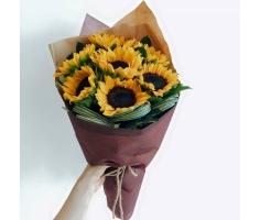 Bó hoa hướng dương-HT128