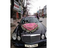 Trọn gói hoa cưới - HT210