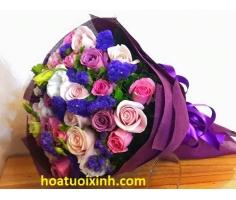Hoa bó đẹp - HT212