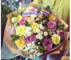 Hoa bó đẹp - HT368