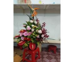 Giỏ hoa - HT305