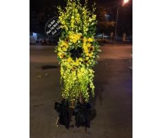 Hoa tang lễ - HT404