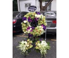 Hoa tang lễ - HT390
