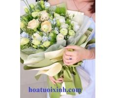 Bó hoa - HT363