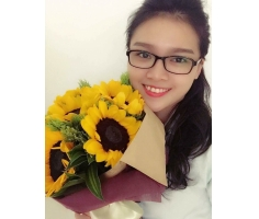 Bó hoa hướng dương - HT300