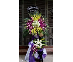 Hoa tang lễ - HT402