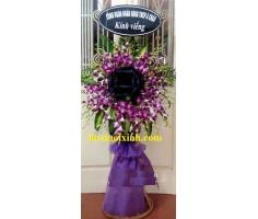 Hoa tang lễ đơn giản mà đẹp - HT284