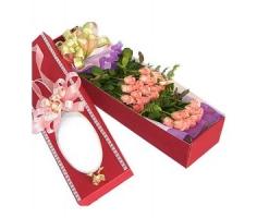 Hoa hộp đẹp-HT129