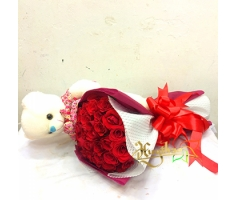 Bó hoa sinh nhật - HT32
