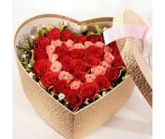 Hoa hộp trái tim