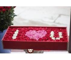 Hoa hộp tình yêu - HT317