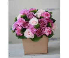 Hoa mừng sinh nhật mẹ -HT18