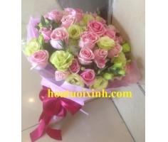 Bó hoa cao cấp - HT246