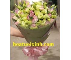 Bó hoa cát tường - HT334