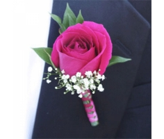 Hoa cài áo chú rể - HT295