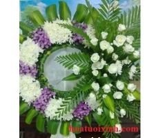 Hoa chia buồn - HT258