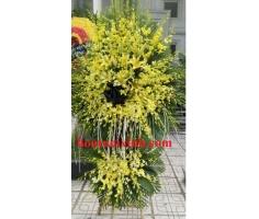 Hoa tang lễ hiện đại - HT275