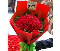 Bó hoa tình yêu - HT174