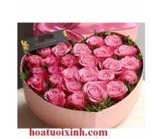 Hộp hoa đẹp - HT331