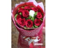 Hoa bó tròn mã: HT25